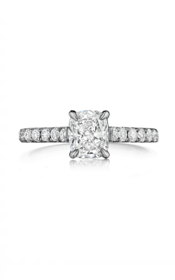 Henri Daussi Cushion Engagement Ring ASSR product image