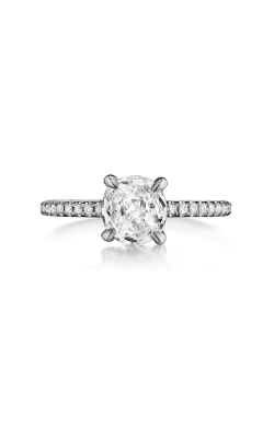 Henri Daussi Daussi Cushion Engagement ring ASX product image