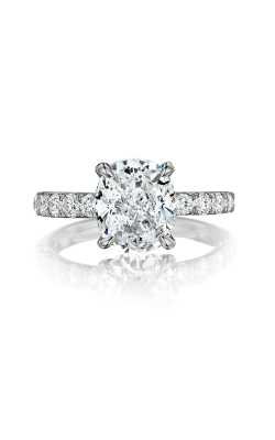Henri Daussi Daussi Cushion Engagement ring AXB product image