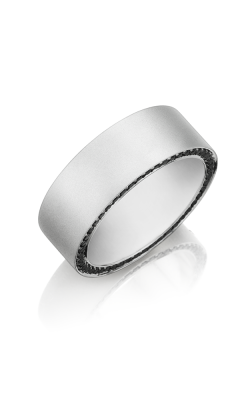 Henri Daussi Men's Wedding Bands MB10 E product image