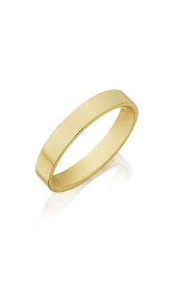 Henri Daussi Men's Wedding Bands MB53 product image