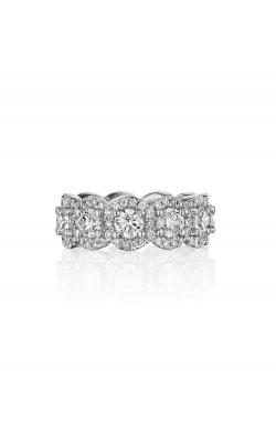 Henri Daussi Women's Wedding Bands R25 E product image