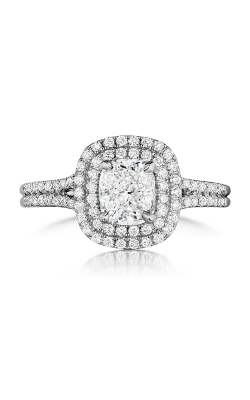 Henri Daussi Brilliant Engagement Ring ADTS product image