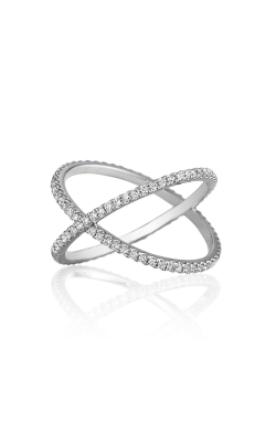 Henri Daussi Women's Wedding Bands R38-1 E product image
