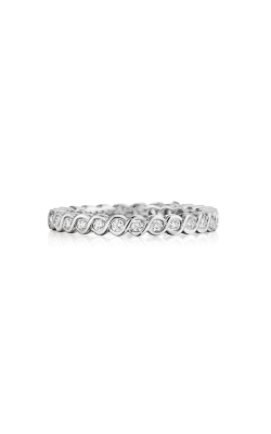 Henri Daussi Women's Wedding Bands R41-1 E product image