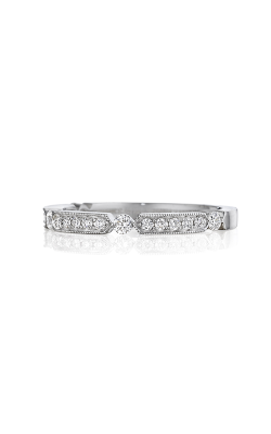 Henri Daussi Women's Wedding Bands R44-1 H product image