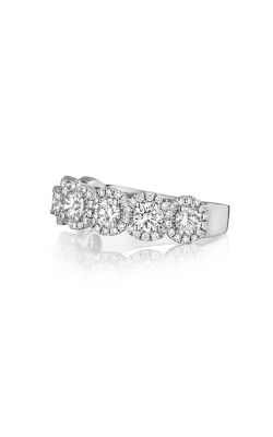 Henri Daussi Women's Wedding Bands R25H product image