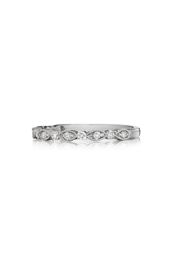 Henri Daussi Women's Wedding Bands R26-1 H product image