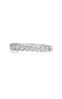 Henri Daussi Women's Wedding Bands R41-1 H product image