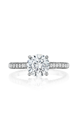 Henri Daussi Brilliant Engagement Ring BGS product image