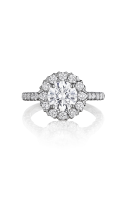Henri Daussi Brilliant Engagement Ring BJS product image