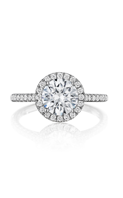 Henri Daussi Brilliant Engagement Ring BLG product image