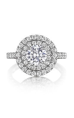 Henri Daussi Daussi Brilliant Engagement Ring BQ product image