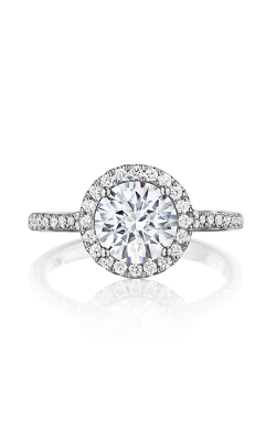 Henri Daussi Brilliant Engagement Ring BSP product image