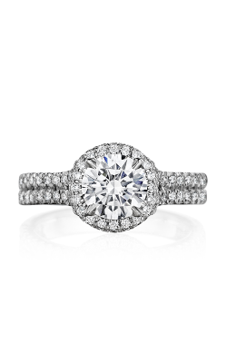 Henri Daussi Brilliant Engagement Ring BSPD product image