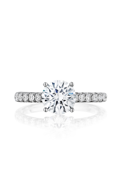 Henri Daussi Brilliant Engagement Ring BSSR product image