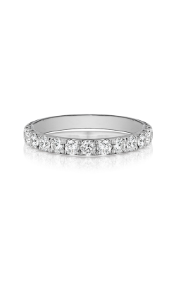 Henri Daussi Brilliant Wedding band WBXB H product image