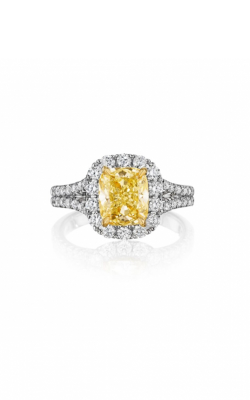 Henri Daussi Engagement ring AMDSY product image