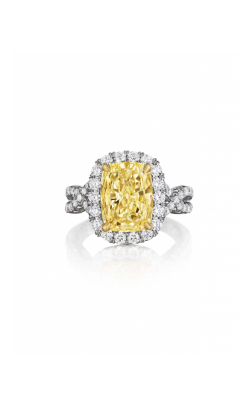 Henri Daussi Engagement ring AWY product image