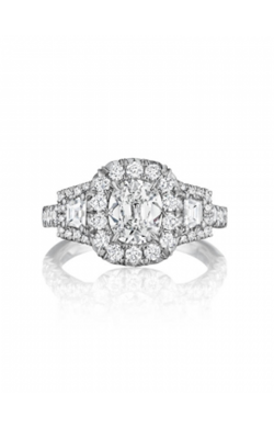 Henri Daussi Engagement ring ZCMT product image