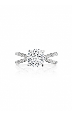 Henri Daussi Engagement ring HAX product image