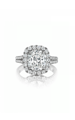 Henri Daussi Brilliant Engagement Ring ZMDS product image