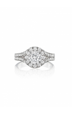 Henri Daussi Brilliant Engagement Ring HAMDS product image