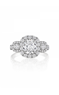 Henri Daussi Engagement Ring ZCMB product image