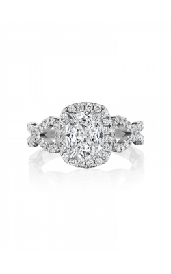 Henri Daussi Engagement Ring ZKSA product image