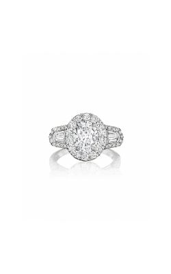 Henri Daussi Engagement Ring HACBG product image