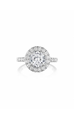Henri Daussi Engagement Ring HAMDM product image