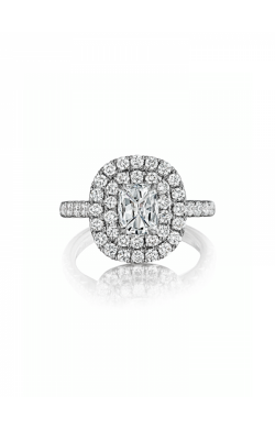 Henri Daussi Engagement Ring ZQ product image