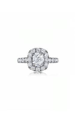 Henri Daussi Engagement Ring ZWSB product image