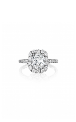 Henri Daussi Engagement Ring ZVS product image