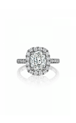 Henri Daussi Engagement Ring ZMDM product image