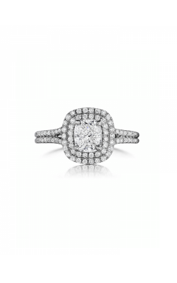 Henri Daussi Engagement Ring ZDTS product image