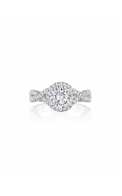 Henri Daussi Engagement Ring HAWK product image
