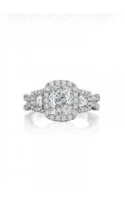 Henri Daussi Engagement ring ZTRP product image