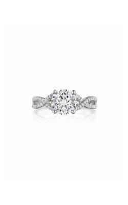 Henri Daussi Engagement ring HAKZ product image