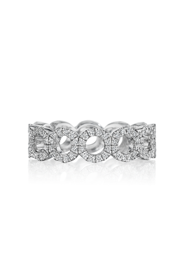 Henri Daussi Women's Wedding Bands R33-1E product image