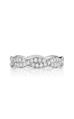 Henri Daussi Women's Wedding Bands Wedding Band R31-1E product image
