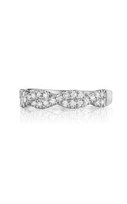 Henri Daussi Women's Wedding Bands Wedding Band R31-1H product image