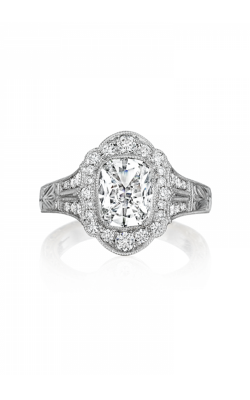 Henri Daussi Brilliant Engagement Ring ZFL product image