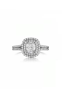 Henri Daussi Engagement Ring ZDTS product image