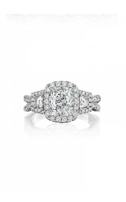 Henri Daussi Engagement Ring ZTRP product image
