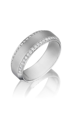 Henri Daussi Men's Wedding Bands MB1H product image