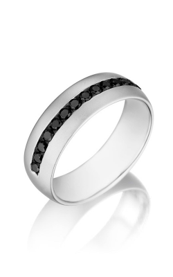 Henri Daussi Men's Wedding Bands Wedding Band MB13H product image
