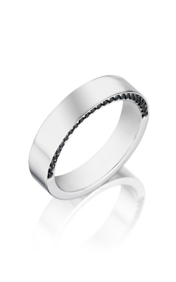 Henri Daussi Men's Wedding Bands MB40H product image