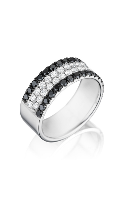 Henri Daussi Men's Wedding Bands MB5H product image