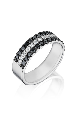 Henri Daussi Men's Wedding Bands MB8H product image